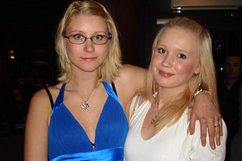 Julia och Bodil