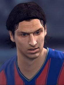 Visst ser den här killen lite bekant ut? Spelarna är otroligt välgjorda i FIFA 10 och väldigt lika sina mänskliga förebilder.