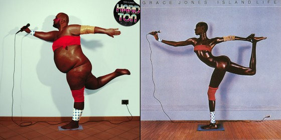 Hard Ton vs. Grace Jones