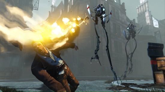 Jämförelserna med både Bioshock och Half-Life 2 går att förstå, och är välförtjänta.