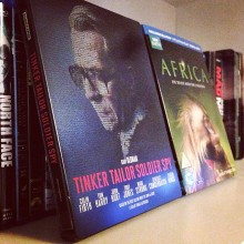 Tinker Tailor Soldier Spy & Africa