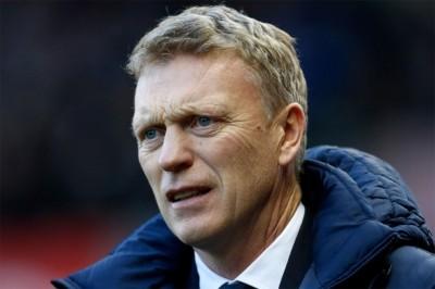 David Moyes kommer från Everton och det är stora skor att fylla efter Ferguson.