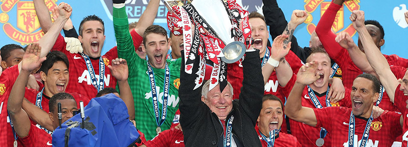 Efter fjolårets snöpliga andraplats i ligan så var Manchester United tillbaka som mästare efter denna säsong.