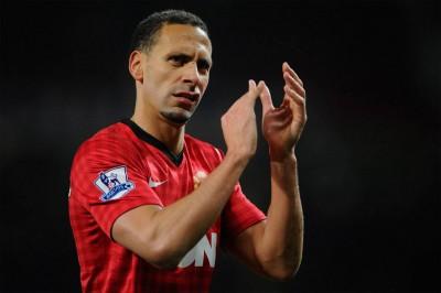 Rio Ferdinand hade en mycket bra säsong och spelade klokt och säkert.