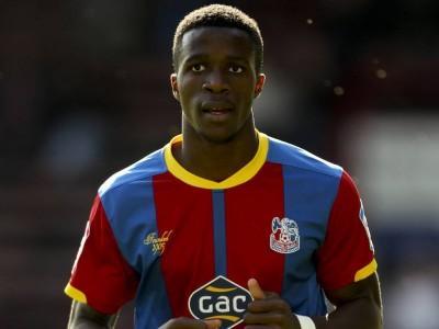 Wilfried Zaha kommer till Manchester United efter en lyckad säsong i Crystal Palace.