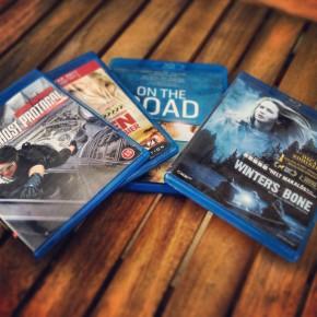Fyra Blu-rays