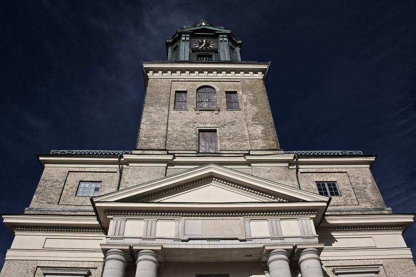Gustavi kyrka.