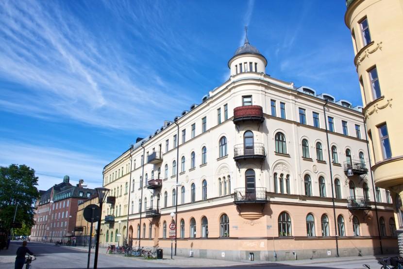 Ännu en dag med strålande väder i Örebro.