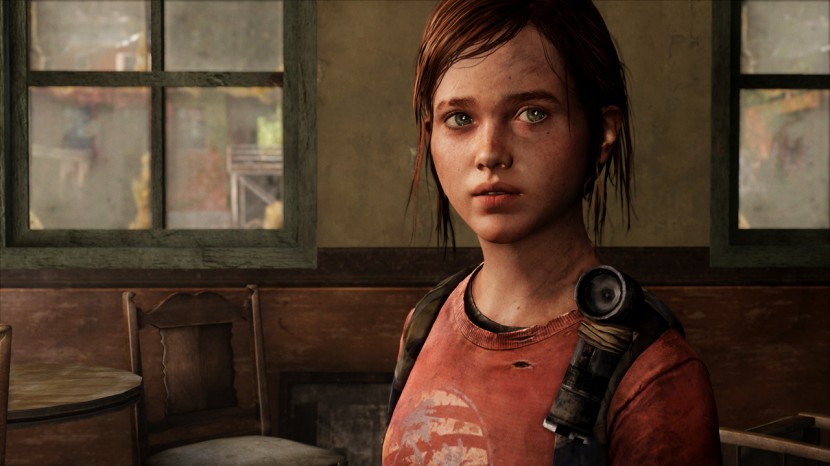 Ellie är en av spelvärldens bästa och mest trovärdiga karaktärer.