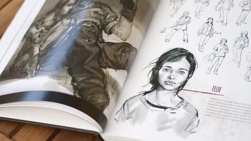 Ellie, en av spelvärldens mest trovärdiga karaktärer.