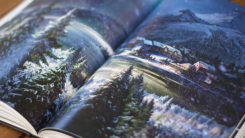 The Last of Us utsepelas också under flera årstider.
