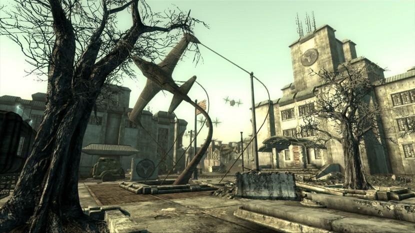 Fallout 3 innebar en hel värld av underbar postapokalyps.