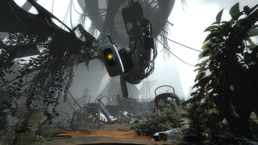 Lång tid har gått sedan det första Portal utspelade sig, och det syns.