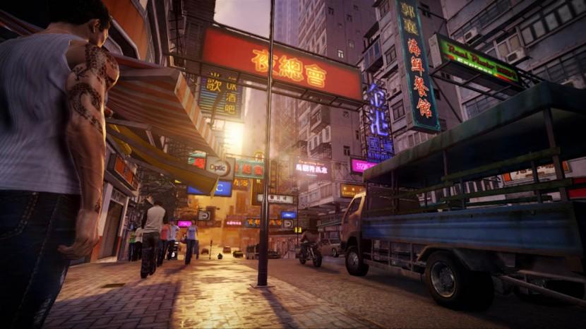 Hong Kong känns levande och spännande att upptäcka i Sleeping Dogs.