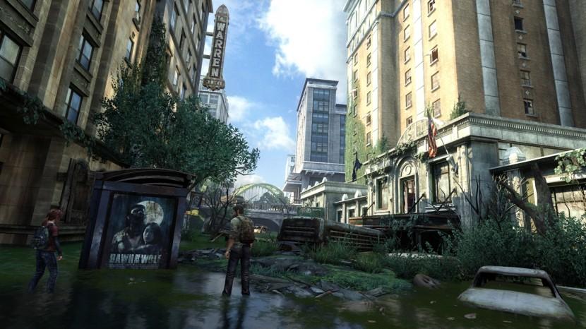 Denna konsolgenerations bästa spel, och det absolut bästa spel jag har spelat är The Last of Us.