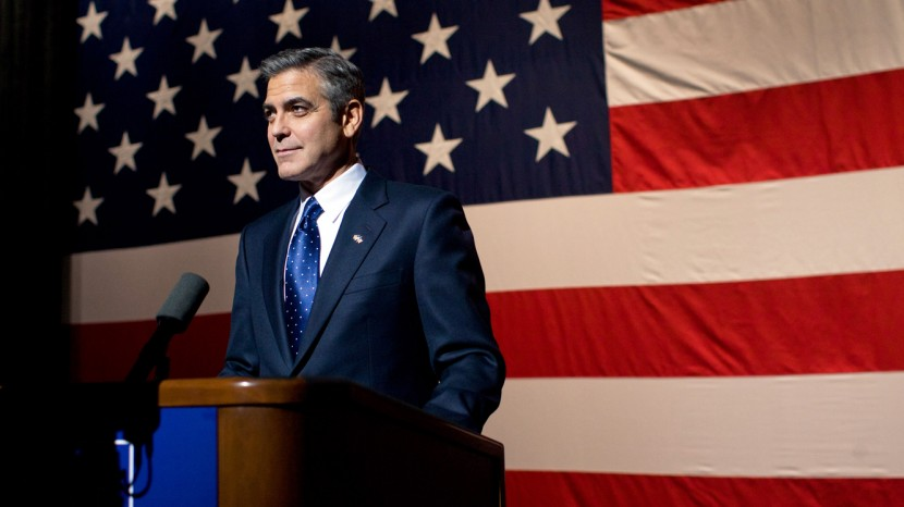 George Clooney spelar guvernör Mike Morris och har regisserat The Ides of March.