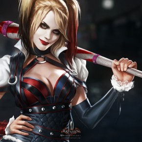 Om man förbokar Arkham Knight så får man även spela som Harley Quinn.