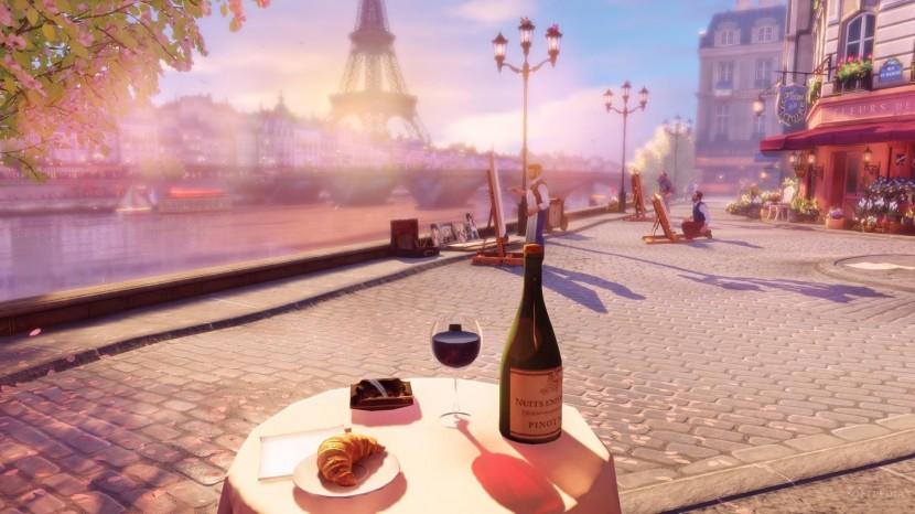 Fransk idyll.