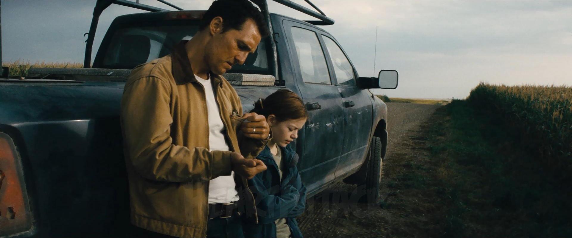 Cooper tillsammans med dottern Murphy.