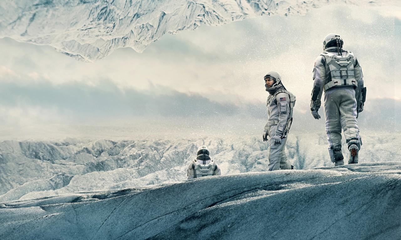 På outforskad isplanet.