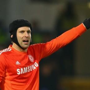 Chelseas Petr Čech, det bästa alternativet om De Gea lämnar United.