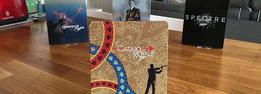 Daniel Craig som Bond.